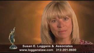 Susan E. Loggans & Associates Your Legal Advice video
