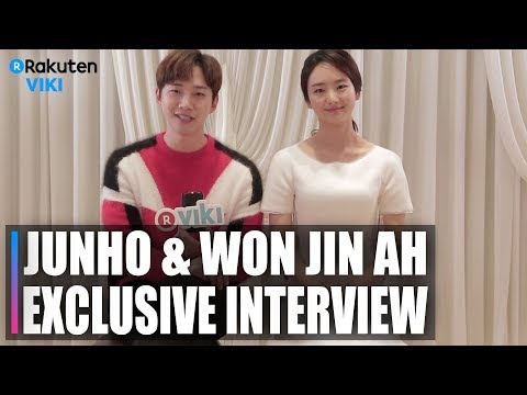 Just Between Lovers Interview | Junho & Won Jin Ah Exclusive Interview [Eng Sub]