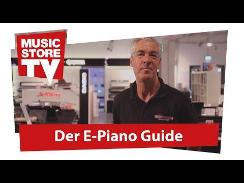 Was Du wissen solltest, bevor Du ein Epiano kaufst - Guide im MUSIC STORE