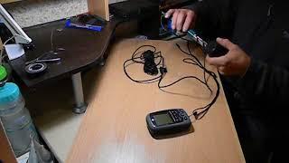 Как отремонтировать датчик эхолота фишерман 200