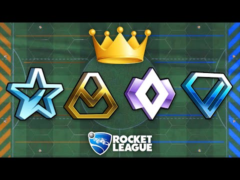 Crowning The Ultimate Rank In Rocket League (Tournament)