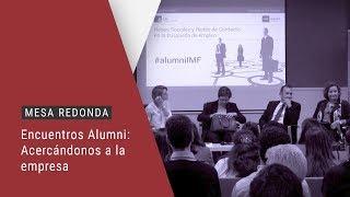 Encuentros Alumni: Acercándonos a la empresa