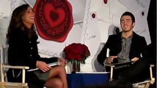 Даниель Джонас, Kevin and Danielle Jonas play the Newlywed Game