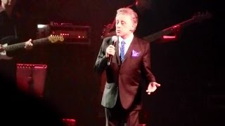 """Frankie Valli at The Beacon Theater - March 19, 2015 - """"Dawn (Go Away)"""""""