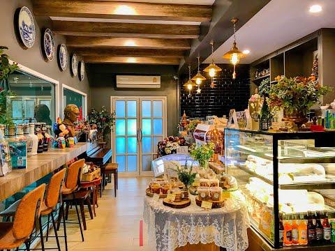 Baroque Le Cafe คาเฟ่สุดคลาสสิคจากเมืองแร่นอง