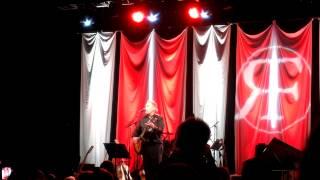 LIVE Rainhard Fendrich - Heimatlied - VAZ St. Pölten