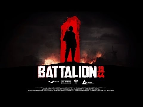 Battalion 1944 -  Early Access Trailer 2018 thumbnail