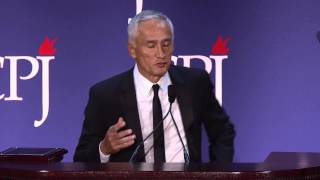 Jorge Ramos 2014 Burton Benjamin Memorial Award acceptance speech