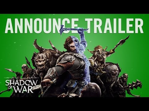 Official Shadow of War Announce Trailer thumbnail