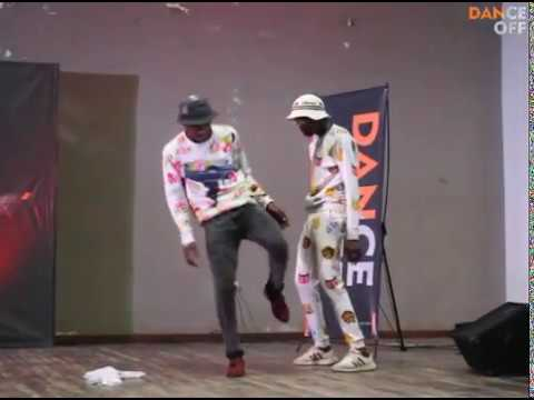 Hanza vs Mos't 2 continuation (Dance battle)