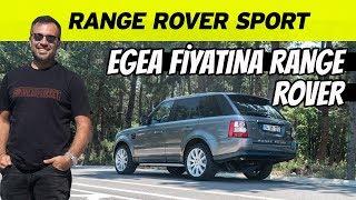 Range Rover Sport | Fiat Egea fiyatına Range Rover | Bir tur versene