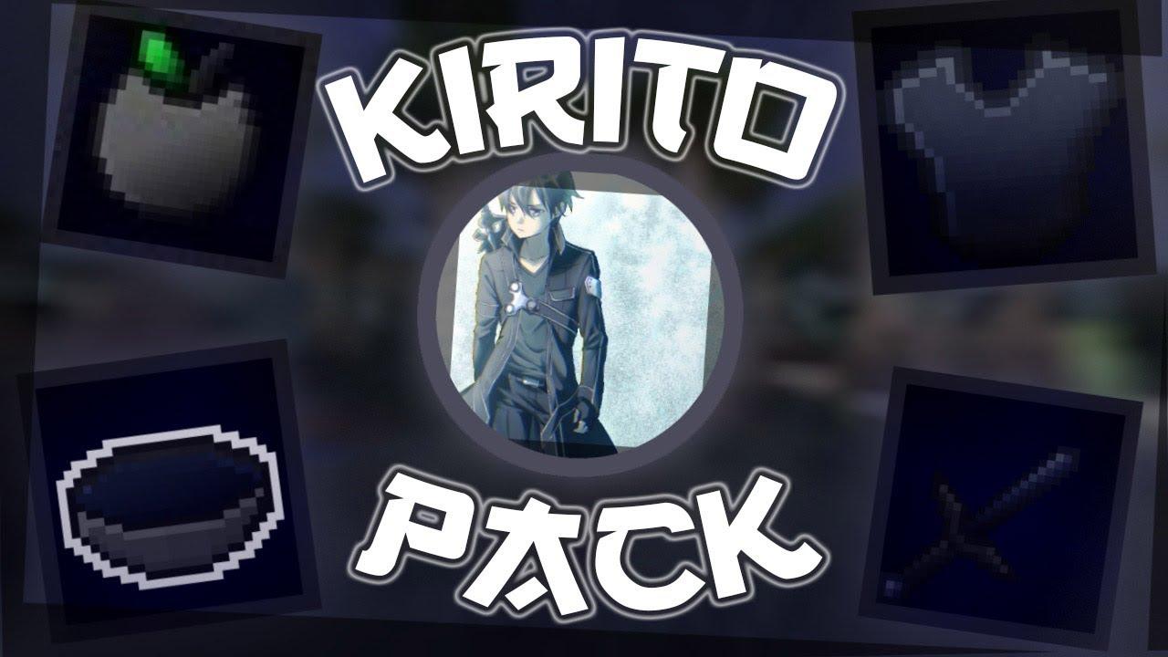 Kirito Pack