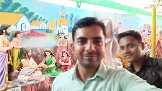 preview picture of video 'সাতক্ষীরা মায়ের বাড়ির পুজা,২০১৮'