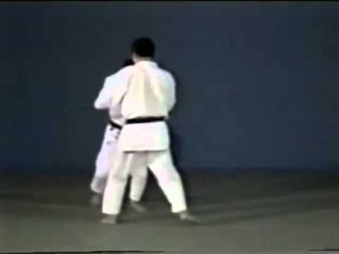 Judo - Daki-wakare