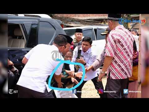 Detik-detik Wiranto Ditusuk di Pandeglang