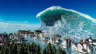 How to Survive a Tsunami?