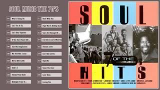 Soul Music Greatest Hits  -  Best Soul Music The 70's   | HD/HQ