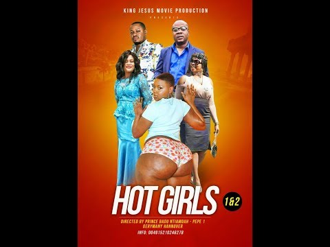 hot girls 1 and 2 ghanaian movie