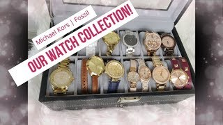 Our Watch Collection   Women's Watches  Michael Kors  Fossil   Marc Jacobs