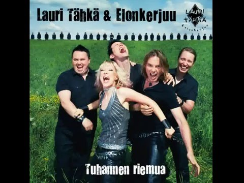 Lauri Tähkä & Elonkerjuu - Kimpale Kultaa