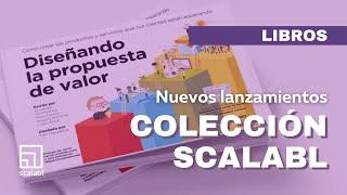 Nuevos lanzamientos de libros de la Colección Scalabl