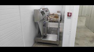 видео товара Станция гигиены рук и обуви (санпропускник) ASP-HL-02
