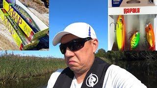 Летняя Рыбалка. Ловля Щуки На Спиннинг! Тест #rapala