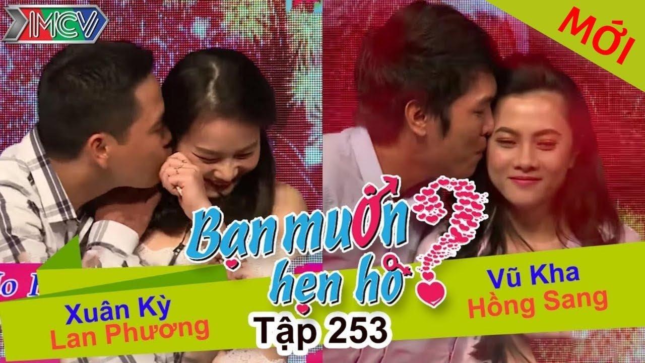 BẠN MUỐN HẸN HÒ #253| Chàng Thanh Hoá đòi 3 tháng cưới ngay nàng Quảng Bình vừa xinh đẹp lại hát hay
