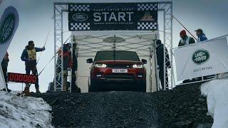 Range Rover Sport - Inferno Downhill Challenge