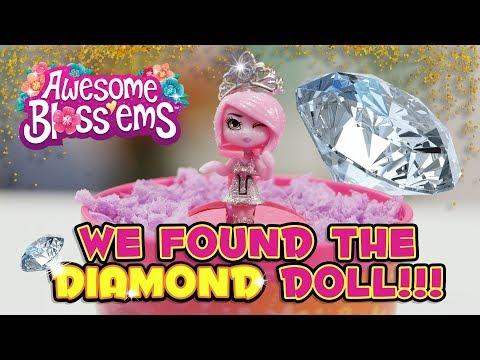 Awesome Bloss'ems кукла с аксессуарами 6054562/6056417