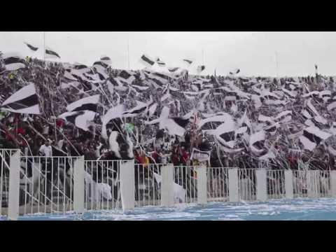 """Salida Supercopa Hinchada ColoColo vs U Católica"" Barra: Garra Blanca • Club: Colo-Colo • País: Chile"