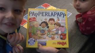 Papperlapapp (Haba) - ab 3 Jahre - Kinderspiel - Gameplay TEIL 119