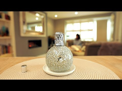 Ashleigh & Burwood Fragrance Lamp Promo Video Still