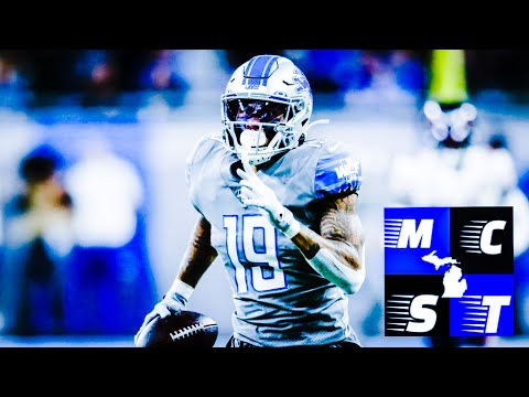 Here's Why Kenny Golladay & Detroit Lions Are Going To Part Ways Eventually At Some Point!!!