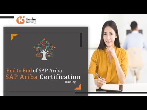 SAP Ariba End to End Online Training   SAP Ariba Demo ... - YouTube