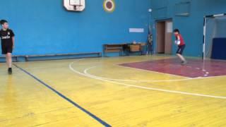 Тренировка по футболу 07.02.2014