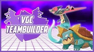 Drednaw  - (Pokémon) - DREDNAW AND SPECS DRAGAPULT TEAM! | Pokemon Sword and Shield VGC Teambuilder