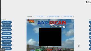American Racing - Unblocked Games 66 At School