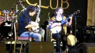 Celtic Connections 2009 - Abigail Washburn & Bela - Fleck Nobody's Fault But Mine