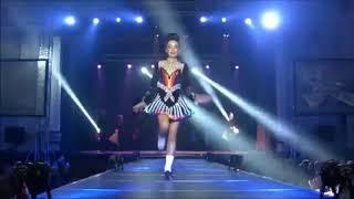 Fabulous Irish Dance Colours - Lumiere De Doire (Act 3) - Doire Dress Designs