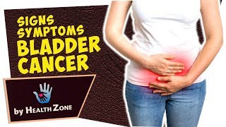 10 Symptoms of Bladder Cancer