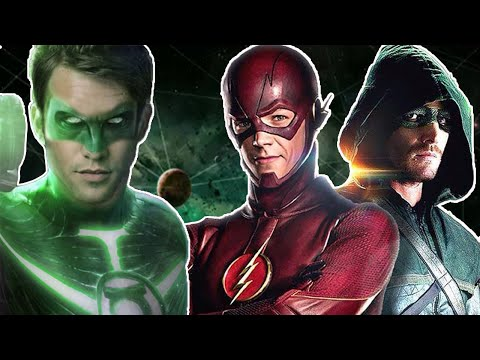 Will Green Lantern Join The Flash and Arrow?