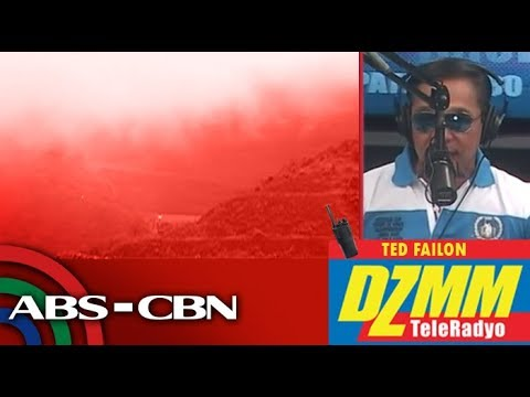 [ABS-CBN]  DZMM TeleRadyo: Sediments in water – Maynilad reduces supply in some areas
