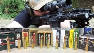 Faxon 300BLK Barrel Review and Accuracy Test