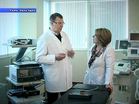 Išsiplėtusios kraujagyslės – gydytojas Bičkauskas