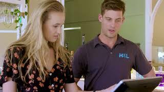 Vídeo de H&L POS