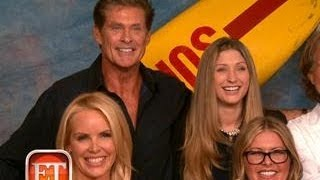 'Baywatch' Cast Gathers 25 Years Later