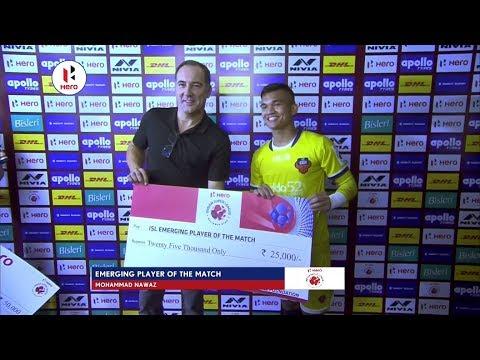 FCG vs CFC - Post Match Presentation | Hero ISL 2019-20