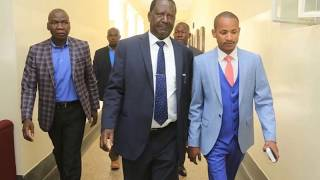 Attempt To Arrest Babu Owino For The Third Time