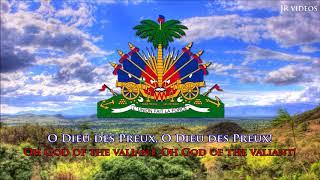 National anthem of Haiti (FR/EN lyrics) - Hymne national d'Haïti